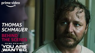 Thomas Schmauser | You Are Wanted Behind the Scenes | PRIME Video