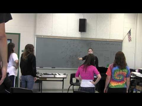 First Teaching Practicum at Broadway High School!
