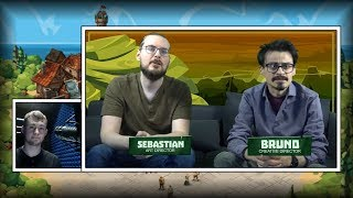 Reacting to Highlights From Goodgame Studios' Stream