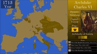 The History of Austria : Every Year