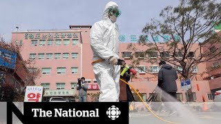 Growing coronavirus threat in Iran and South Korea
