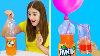 FUNNY FOOD TRICKS AND ULTIMATE PRANKS OUR FRIENDS  Clever Tips and Crazy Life Hacks by RATATA!