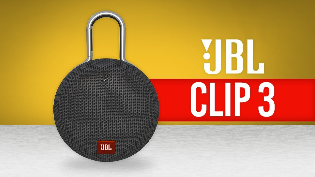Download JBL Clip 3 Review|Watch Before You Buy