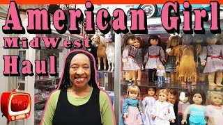 AMERICAN GIRL CONSIGNMENT - Giant MidWest Doll Haul
