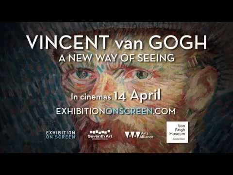 EXHIBITION ON SCREEN Vincent van Gogh TRAILER