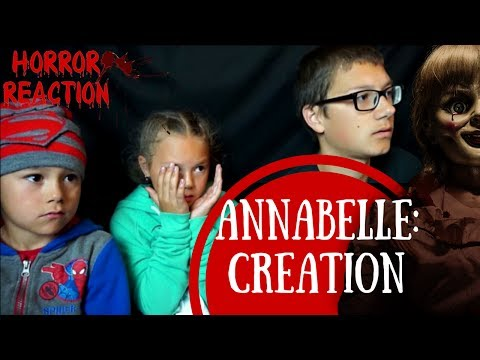 ANNABELLE: CREATION - Official Trailer 2 Reaction!!!