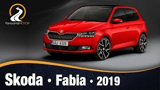 Skoda Fabia 2019   Primeras imágenes Video e Información / Review en Español