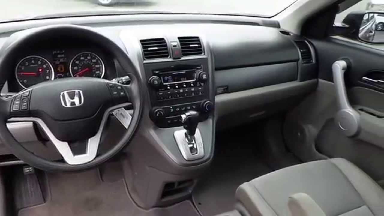 Charming 2007 Honda CR V, Red   STOCK# 31629A   Interior