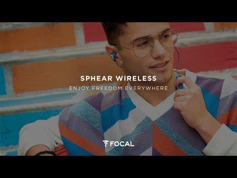 Focal Sphear Wireless Μωβ