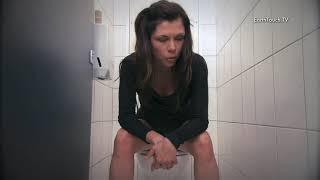 Tuvalette sex  +18  erotik video