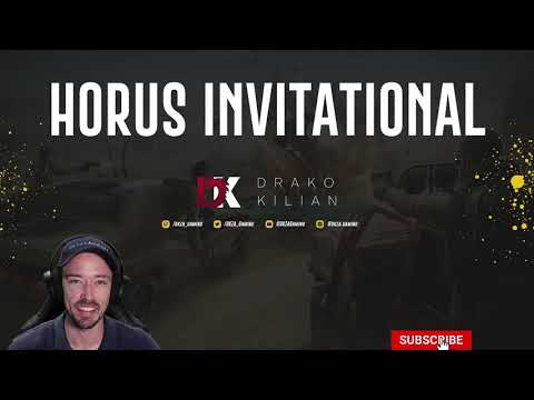 [EN] HORUS INVITATIONAL LEAGUE Week 2 | powered by eXile Africa 5 min Delay
