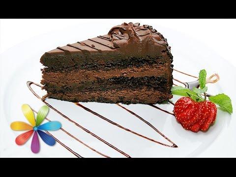 Рецепт Шоколадный торт без выпекания - Все буде добре - Выпуск 598 - 12.05.15