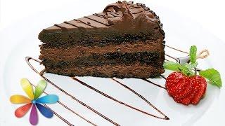 Шоколадный торт без выпекания! - Все буде добре - Выпуск 598 - 12.05.15(Вы никогда не готовили торты и уверенны, что с ними под силу справится только настоящим профессионалам?..., 2015-05-12T15:00:01.000Z)