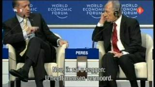ERDOGAN vs PERES: BATTLE OF DAVOS 2009