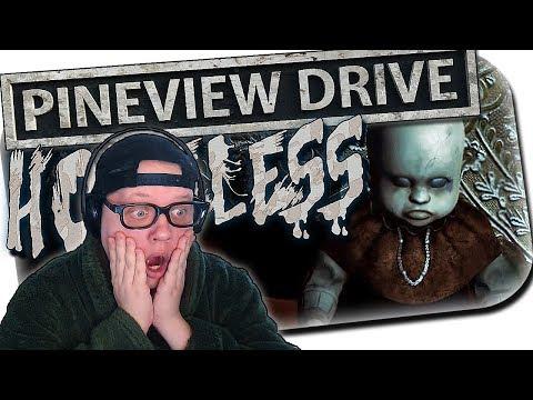 RÜCKKER INS HORROR-HAUS! ★ Pineview Drive Homeless #01 [Horror] (Deutsch/German)