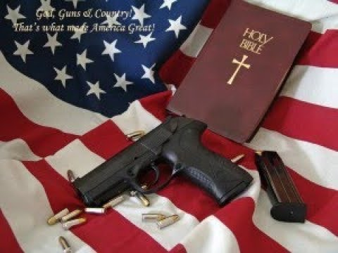 Are Christians falling into the media's trap with gun control| Rapp Report Weekly 002