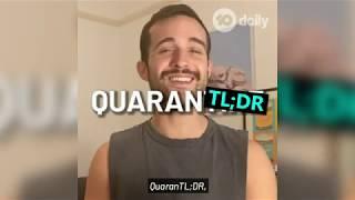 QuaranTL;DR- Episode 1 - Aerobics Oz Style