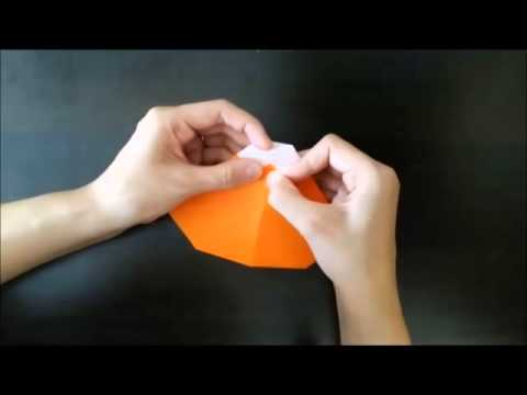 how to make an origami gorilla