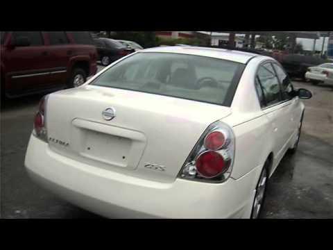 2005 Nissan Altima - Just Right Auto Deals - Carrollton, GA 30116