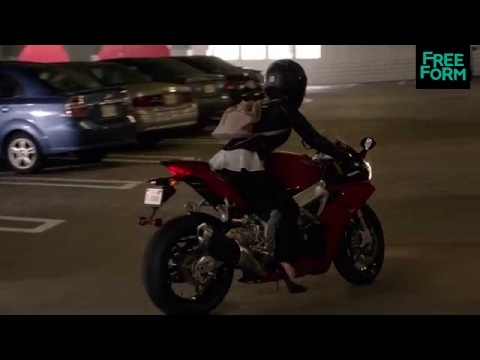 Chasing Life - 2x09 Sneak Peek: April's Motorcycle | Freeform