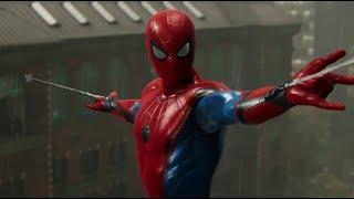Spider-Man and Yuri vs Hammerhead (Stark Suit Walkthrough) - Marvel