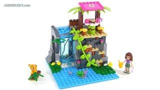 Lego Friends 41033 Jungle Falls Rescue Set Review!