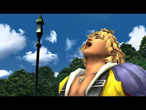 FINAL FANTASY X HD Remaster - HAHAHAHA