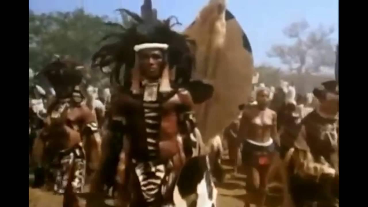 Shaka Zulu Arrival of the King - YouTube