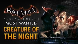 Batman: Arkham Knight - Creature of the Night (Man-Bat)