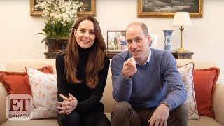 Prince William, Kate Middleton Launch YouTube Channel