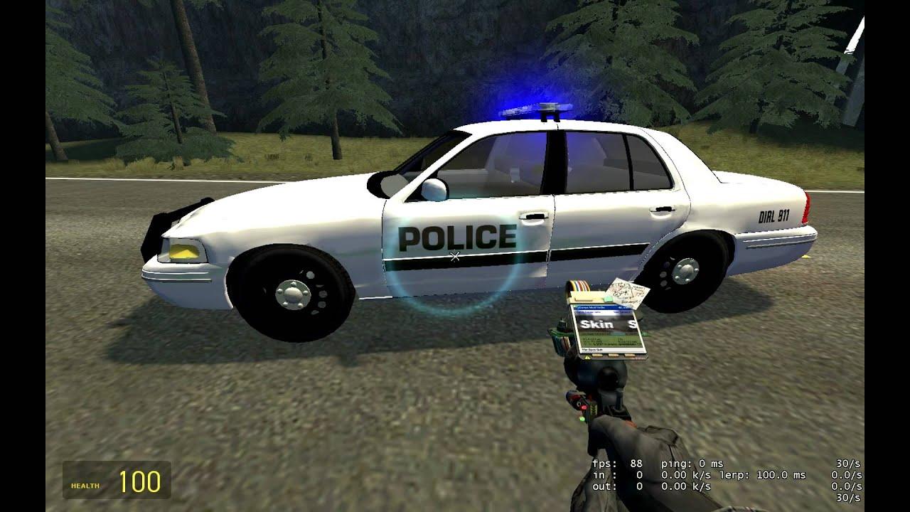 Gmod Police Youtube