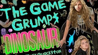 Game Grumps Sing and Dance to Kesha's Dinosaur - Groove Grumps Remix
