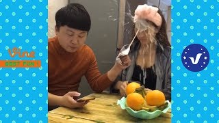 Funny Videos 2017  People doing stupid things P75