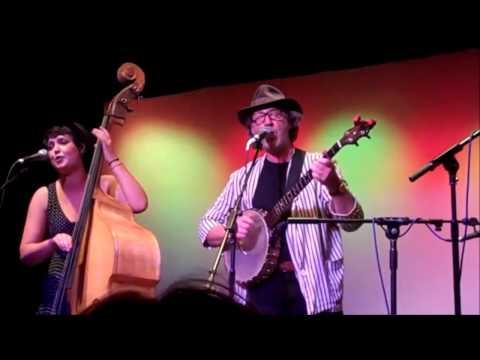 The Whiskey Dogs - Banjo Pickin' Girl - Live @ Peel Centenary Centre