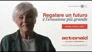 29/05/2019 - ActionAid: la Campagna Lasciti Testamentari in collaborazione con il Notariato