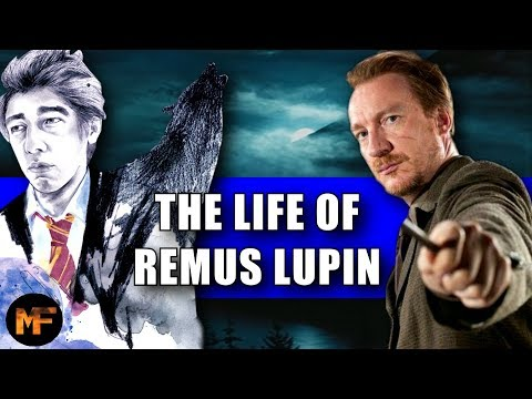 The Entire Life Of Remus Lupin (New Origins Explained)