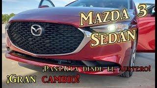 Mazda 3 Sedan 2019 / ¿Primer auto premium por debajo de los $400,000?