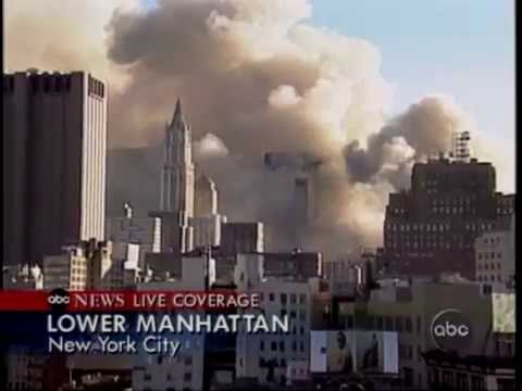 9/11 WTC 7 - Rare ABC News Network Studio Version 515 to 545 pm