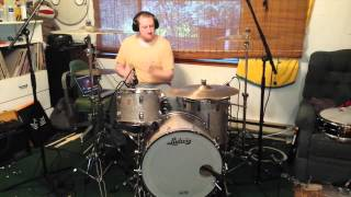 The Wallflowers - One Headlight Drum Cover