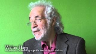 Was eine Krankheit ist - Johannes Schmitz und Walter Häge im Gespräch