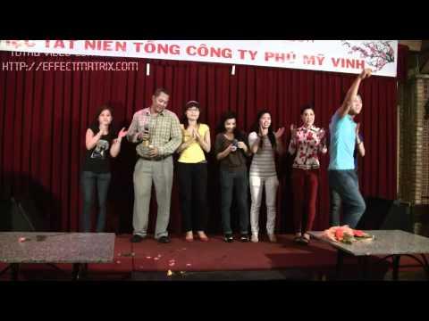 Tan Mao 2011 - Hop ca Tien Vinh - Phu My Vinh -Noi Vong Tay Lon