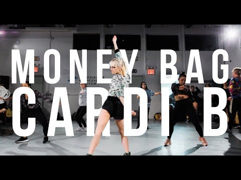 MONEY BAG | CARDI B | Miles Keeney Choreography