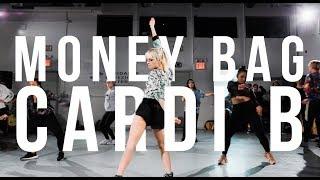 MONEY BAG   CARDI B   Miles Keeney Choreography