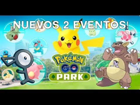 NOTICIAS! EVENTO EN EUROPA, CAMBIO EN LEGENDARIOS Y POKEMON GO PARK!! - Pokemon Go