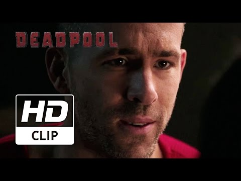 Deadpool | 'Ask You A Question' | Official HD Clip 2016