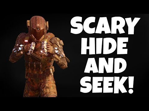 SP00KY TACTICS! BO3 HIDE AND SEEK FUNNIEST MOMENTS!