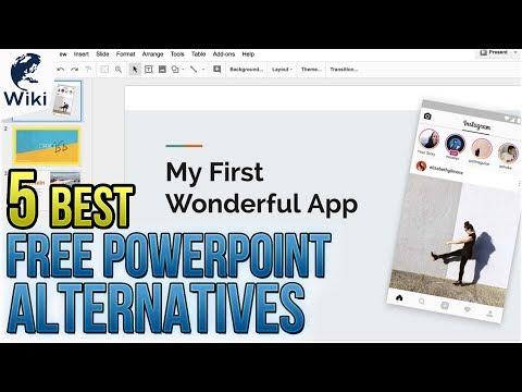 5 Best Free PowerPoint Alternatives