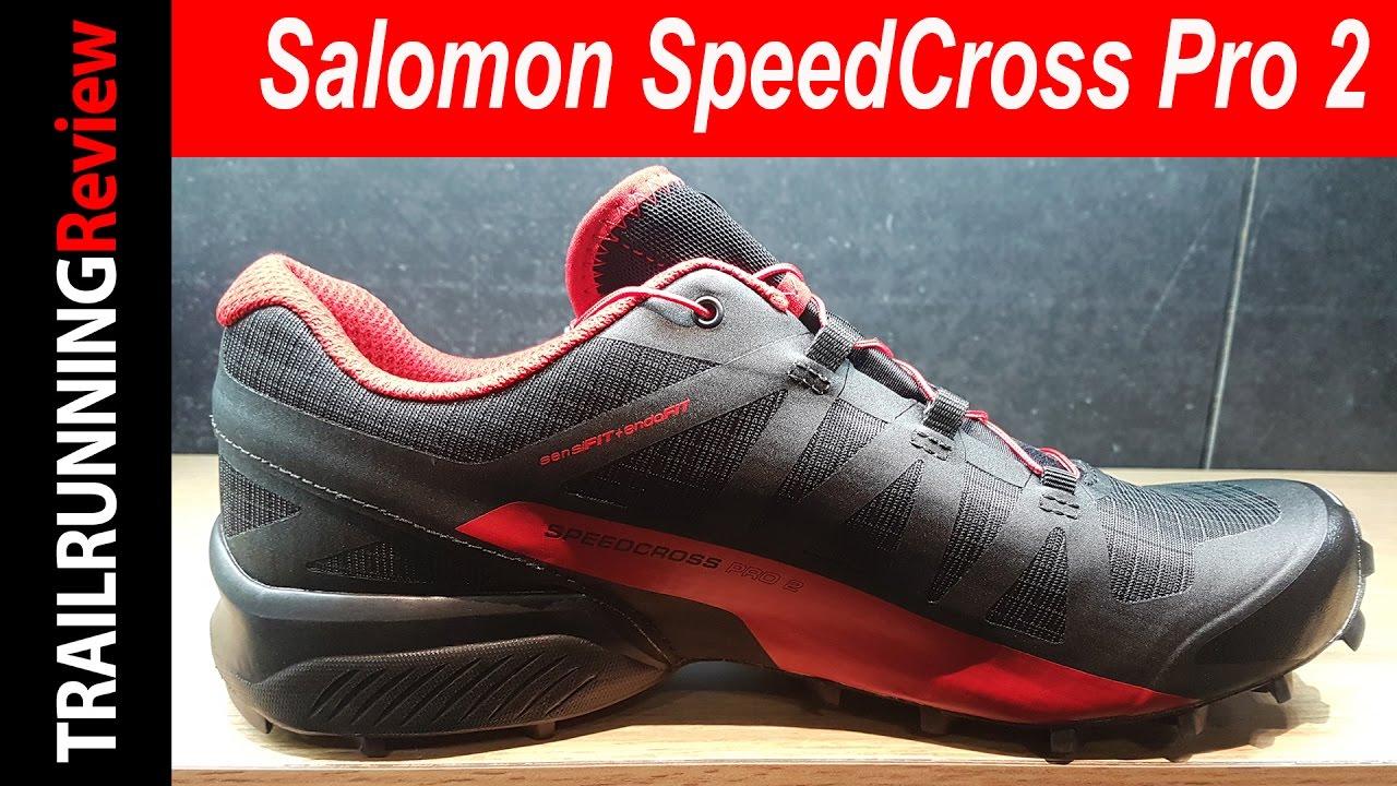 Pro 2 Salomon SpeedCross YouTube Preview shrCdQt
