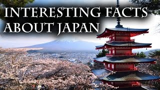 Top 10 - Interesting Facts about Japan