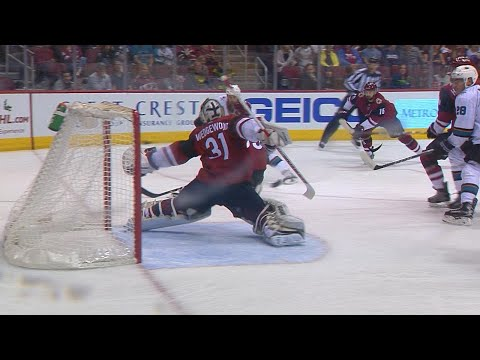 11/22/17 Condensed Game: Sharks @ Coyotes